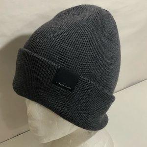 Canada Goose Women's Soft Wool Knit Cuffed Beanie
